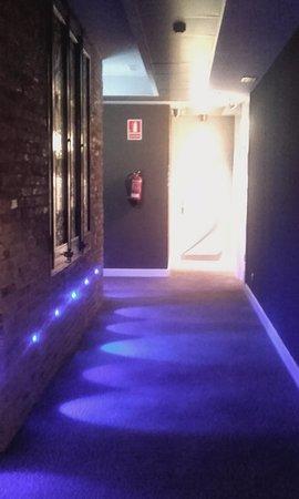 Petit Palace Museum Hotel: corridoio 2 ° piano