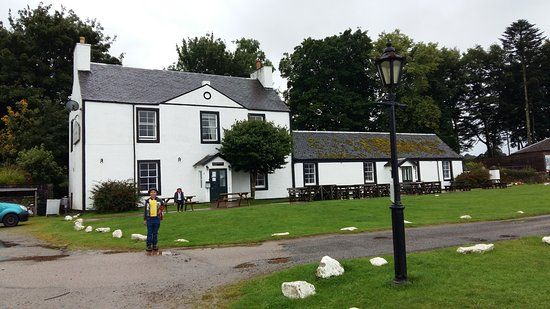 Tighnabruaich, UK: the oyster catcher restaurant