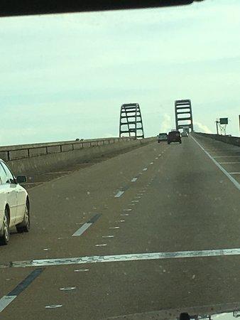 Creola, AL : I-65 General W.K. Wilson Jr. Bridge