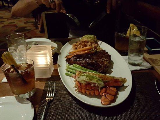 SKY Waikiki: Dinner for 2