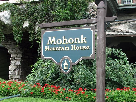 Mohonk Mountain House: You'll love it!