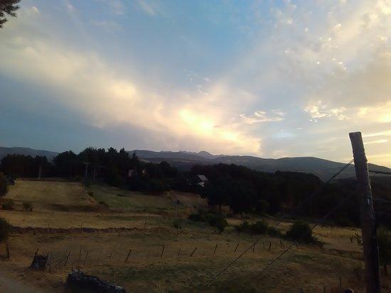 Hoyos del Espino, إسبانيا: PRECIOSO PAISAJE