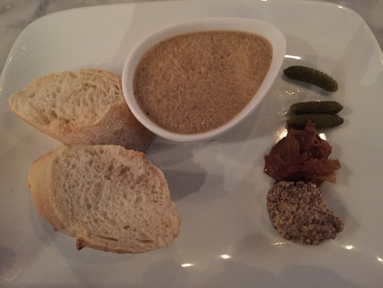Sugar Land, Teksas: Chef's pate