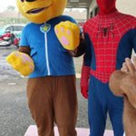 Rockledge, FL: Spider Man & Chase