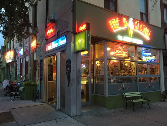 Photo of Restaurant The Big Chill at 566 College St, Toronto M6G 1B1, Canada