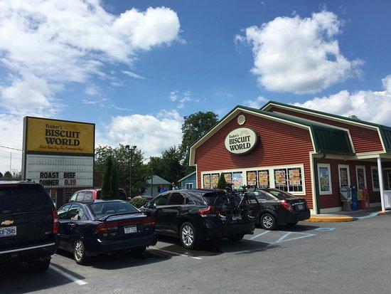 Lewisburg, Virginia Occidental: building