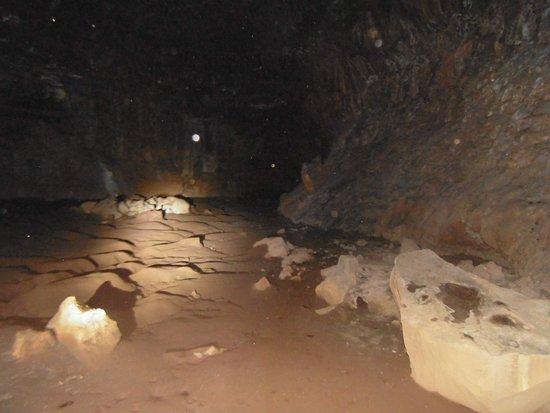 Undara Volcanic National Park, Australia: Inside the Lava Tube