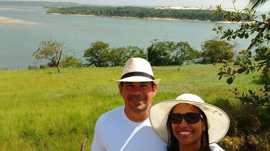 Tibau do Sul, RN: Lagoa Guaraíras