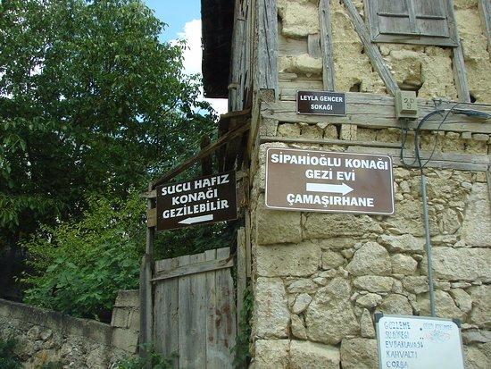 Sucu Hafiz Gezi Evi