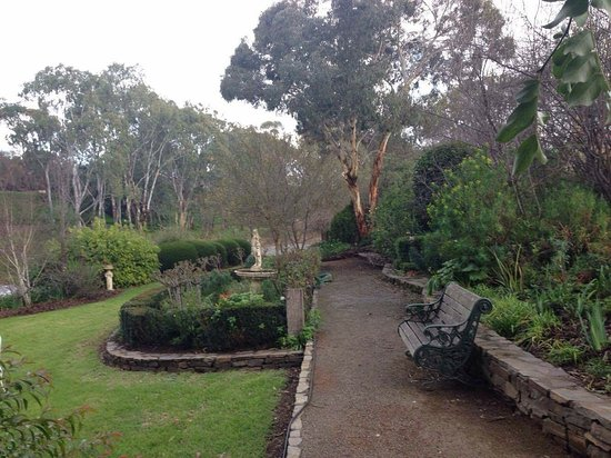 ‪‪Strathalbyn‬, أستراليا: A small area of the idyllic award winning gardens‬