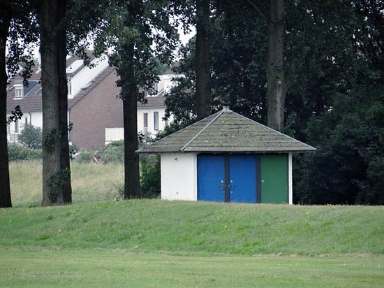 Ouderkerk aan de Amstel, Hollanda: rest room / shower