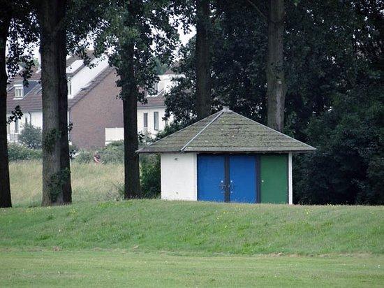 Ouderkerk aan de Amstel, Holandia: rest room / shower