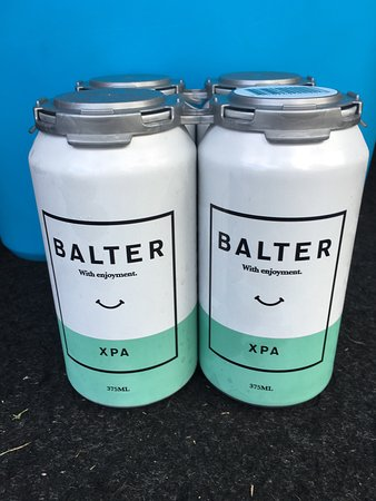 Robina, Αυστραλία: Balters brewery