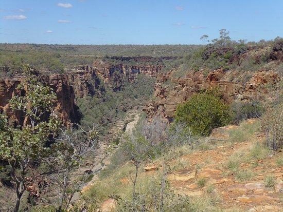 Hughenden, ออสเตรเลีย: Porcupine Gorge