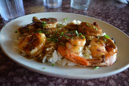 Ferndale, ميتشجان: Voodoo BBQ Shrimp