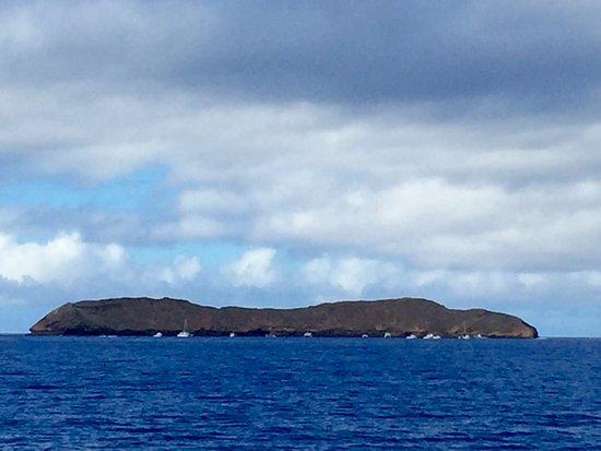Maalaea, Χαβάη: Molokai Crater