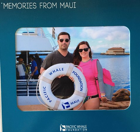 Maalaea, Havai: They take your photo before boarding. You can purchase for $20 after