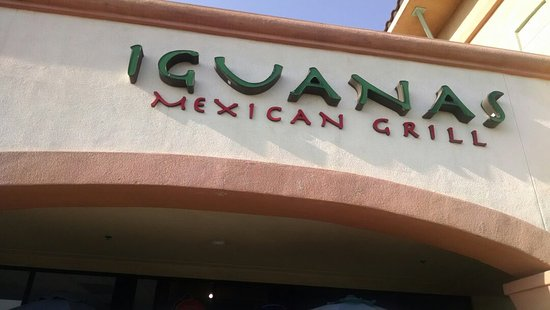 Iguanas Mexican Grill