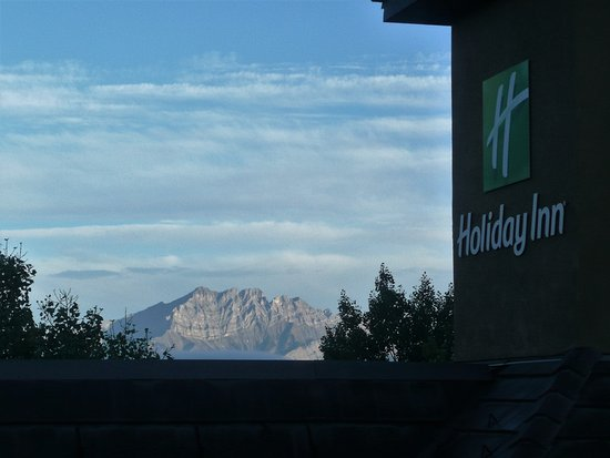 Holiday Inn Canmore Foto