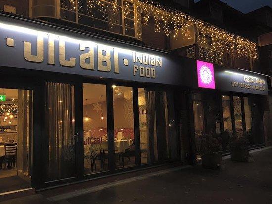 Sheldon, UK: Jilabi Birmingham