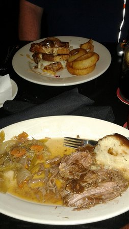 Woodstock, GA: Home made style pot roast