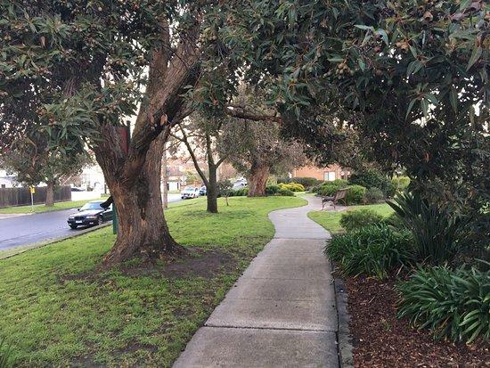 Elsternwick, Australia: Nice park