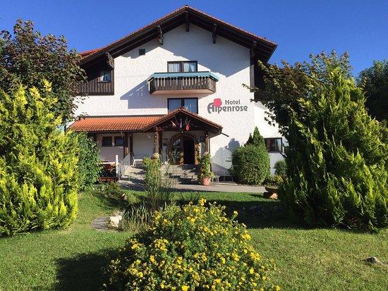 Nesselwang, Germany: Hofrückseite