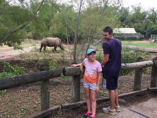 Waco, TX: Cameron Park Zoo