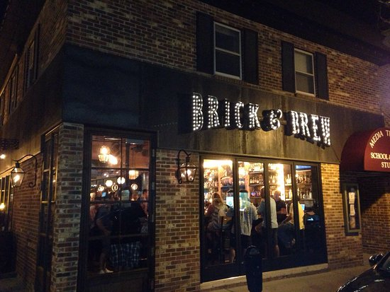 Media, PA: Brick and Brew