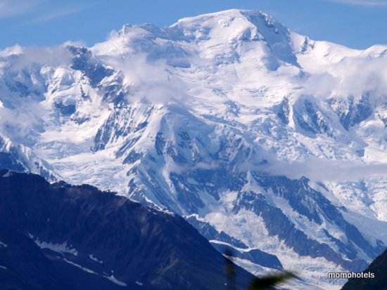 Kennicott, AK: Root Glacier不須導遊自己就可去冰上健行