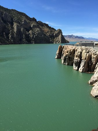 Buffalo Bill Dam: photo4.jpg
