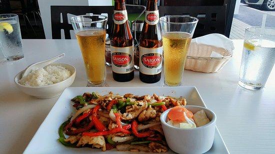 North Miami Beach, فلوريدا: Basilic Vietnamese Grill