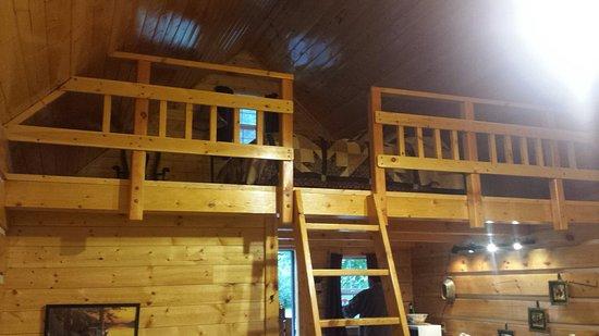 Salmon Creek Cabins: 20160813_190133_large.jpg