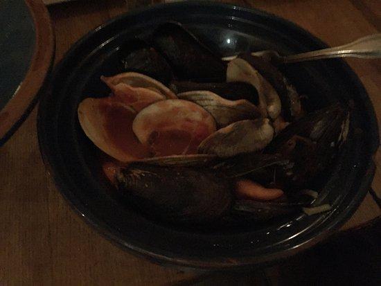 Winthrop, MA: Ravioli and Frutti de Mare