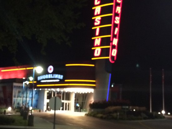 Shoreline Casino Gananoque Restaurant