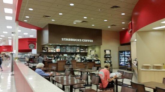 Olathe, KS: Location inside Target
