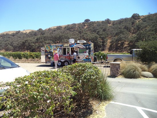 Santa Maria, Californie : Food truck sold Cuban goodies.