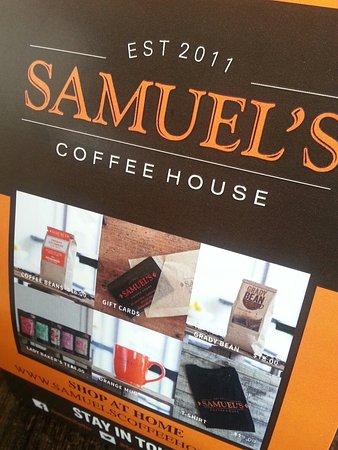 Samuel's Coffeehouse: 20160811_113722_large.jpg