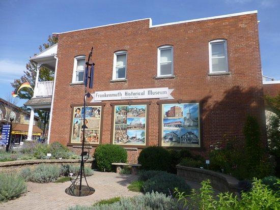 Frankenmuth Historical Museum: Frankenmuth歷史博物館外觀