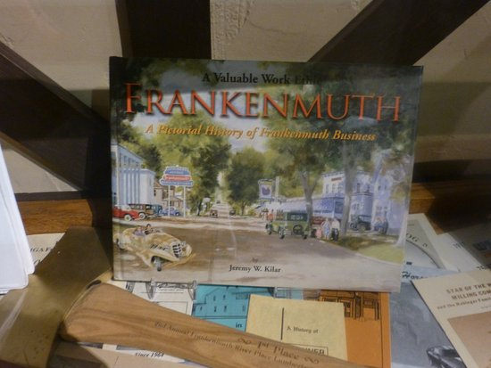 Frankenmuth Historical Museum: Frankenmuth小鎮故事繪本