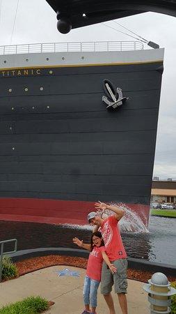 Titanic Museum: 20160820_170509_large.jpg