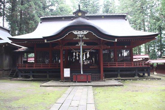 Tanagura-machi, Japón: 自然の中の佇まい