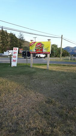 Barriere, Canada: Sam's Pizza Ltd