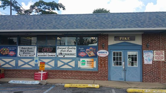 Ridley Park, PA: Pike Cold Cuts