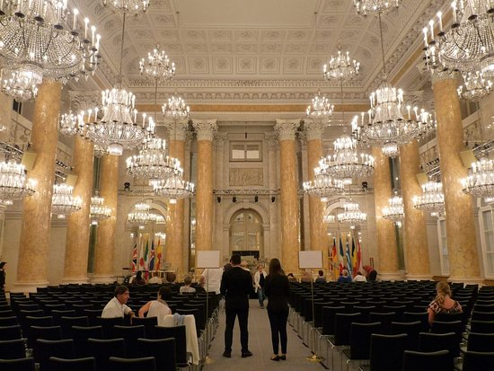 Strauss Concert Hofburg Palace: Festsaal