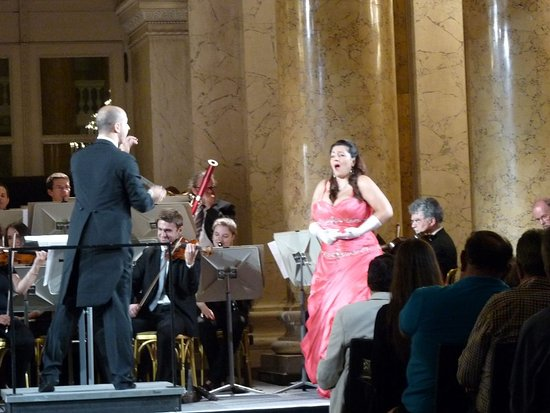 Strauss Concert Hofburg Palace: concert