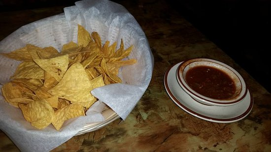 Bernalillo, Nuevo México: The Chips and Salsa were just an indication of what was to come