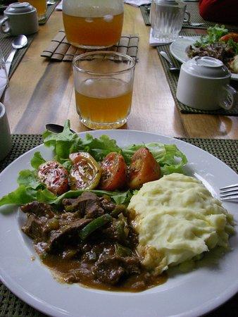Maquipucuna Reserve & Eco Lodge: Dinner