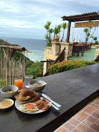 Ko Tao Resort - Paradise Zone: อาหารอร่อย
