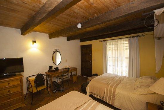 Hotel Casavieja Foto